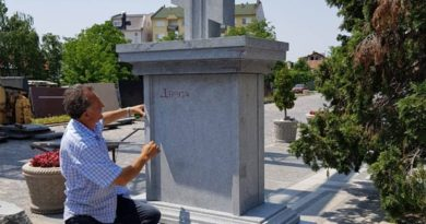 Spomenik Ruskinji Darji