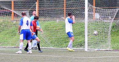 Prvi gol Perućca