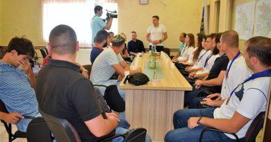 Predsednik Opštine priredio prijem za sportiste