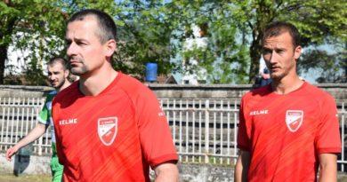 Фудбалери Слоге поражени у првом колу првенства Западно-моравске зоне
