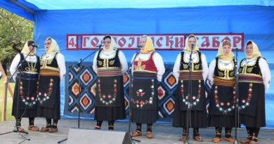 Ženska pevačka grupa iz Ivanjice osvojila prvo mesto