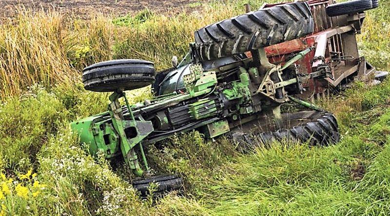 У четврттак 27.9. трибина о безбедносдти возача трактора у саобраћају