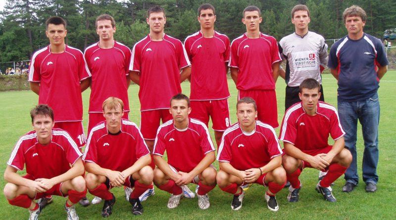 Репрезентација града ББ на Тари 2008, године