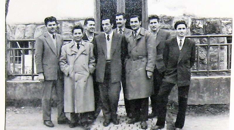 Општинско руководство Бајине Баште 1957. године