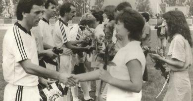 Гостовање Паризана у Бајиној Башти 1983. године