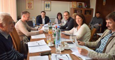 Одржана 21. седница Општинског већа