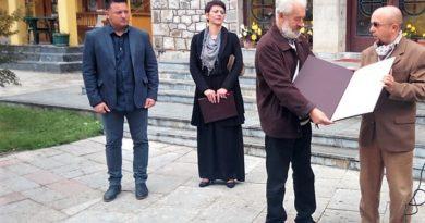 Духовбна манифестација Дани Раче украј Дрине - додела Рачанске повеље