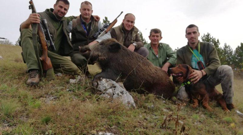 Успешан почетак сезоне за ловце из Заовина