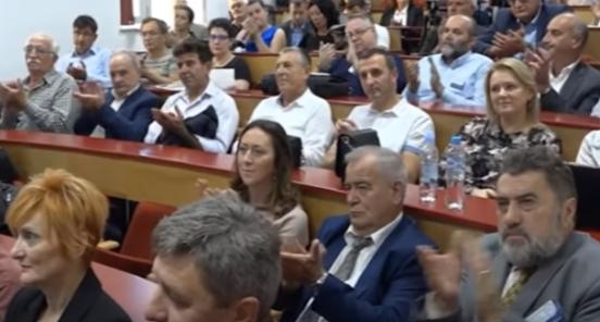 Усдпешна презентација радова математичара Бајине Баште у ТРебињу