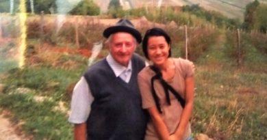 Деда Симо Јовановић и Маки Јамагаши