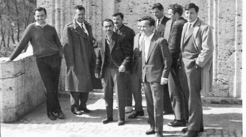 Група градитељ2а ХЕ Бајина Башта у посети Требињу