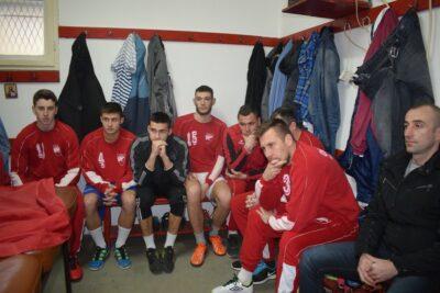 Фудбалери Слоге почели припреме за првенство