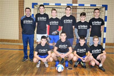 Екипа Европа Љубовија освојила треће место на Сретењском туниру у Бајиној Башти