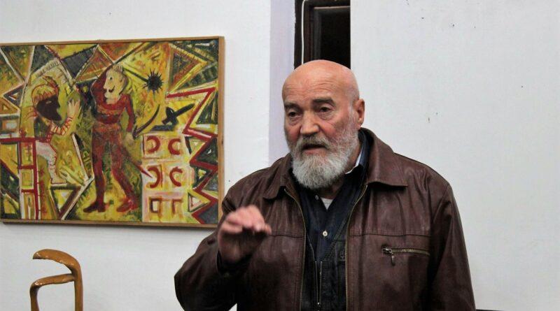 Сликар Обрад Јовановић