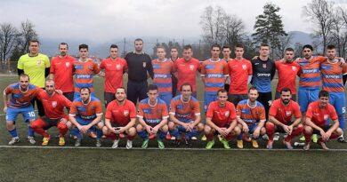 Пријатељска утакмица Слоге и Радничког Горење из Ваљева