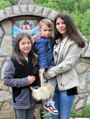 Васкрђња Туцијада у Рогачици, победници међу децом