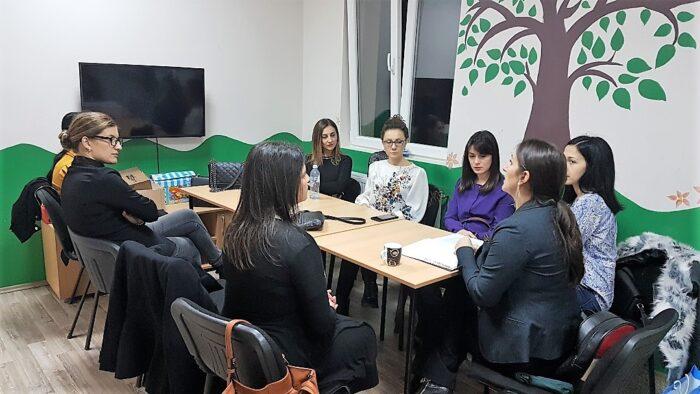 Са оснивачке скупштине наставника страних језика у Бајиној Башти