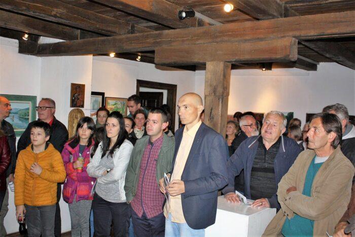 смотра ликовног стваралаштва аматера Златиборског округа, која је окупила 36 уметника са 69 радова...