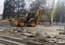 Реконструкција градског трга у Бајиној Башти
