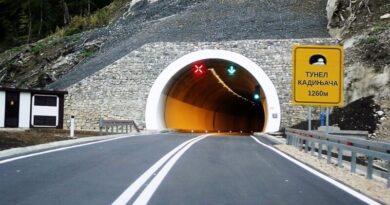 Илустрација будућег тунела Кадињача