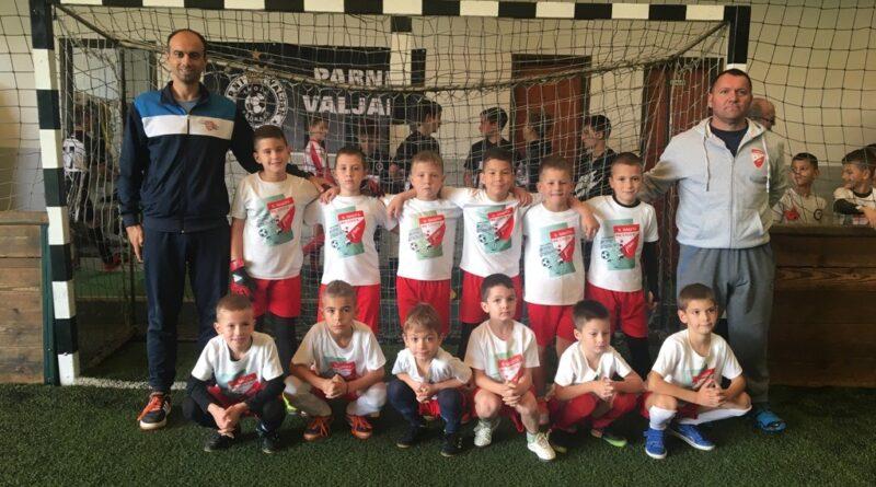 Селекција Слоге 2012. годиште на турниру Лига будућих шампиона у Ужицу