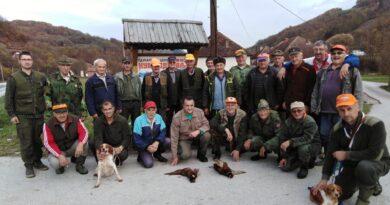 Лов - Учесници лова на фазане у Злодолу