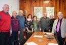 Чланови Извршног одбора Удружења пензионера