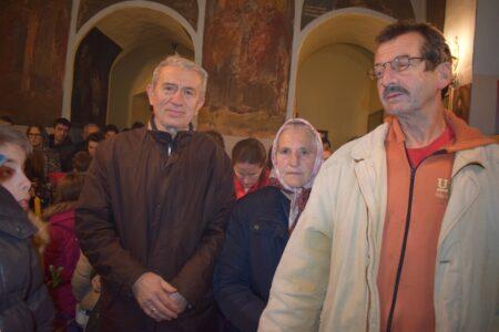 Домаћини славе у Рогачици