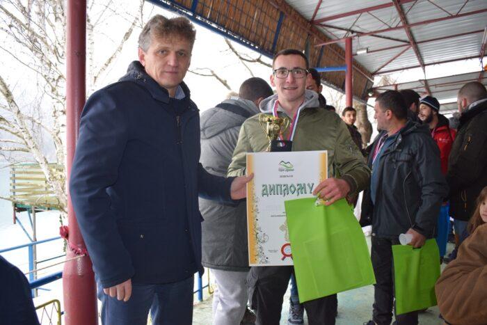 Победник Марко Бајић