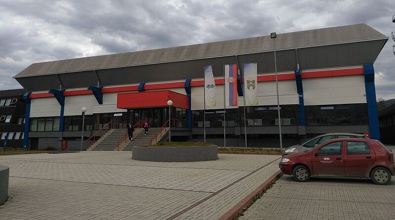Бајина Башта - Спортска хала- Фото СТЦ Бајина Башта