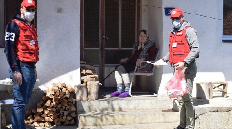 Волонтери у Рогачици