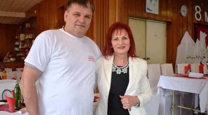 Милојко Ракановић и Зорица Тадић