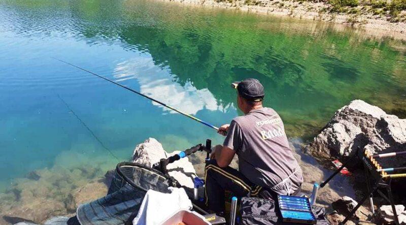 Куп Бајине Баште на језеру Заовине