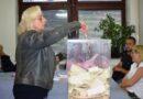 """Са гласачког места """"Комунално"""" у Бајиној Башти"""
