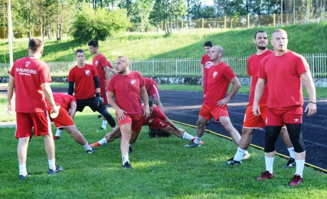 ФК Слога -Марљиво од старта