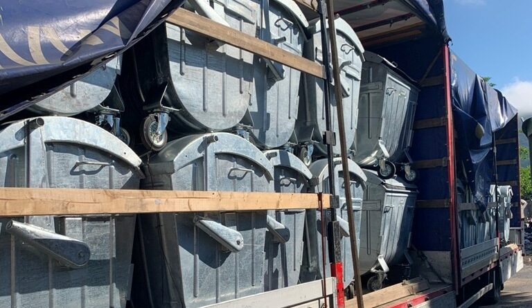 Novi kontejneri