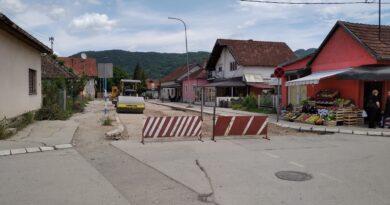 Улице - реконструкција