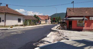 Асфалтирање Улице Вука Караџића