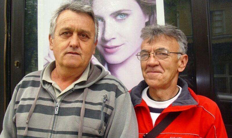 Радосав Томић и Милија Вучићевић, Гвоздачки дани