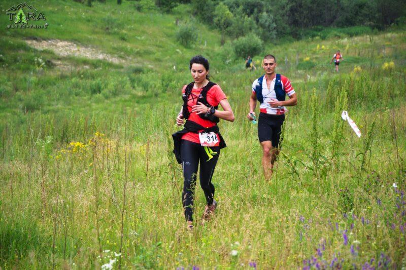 Тара, планинско трчање, такмичење