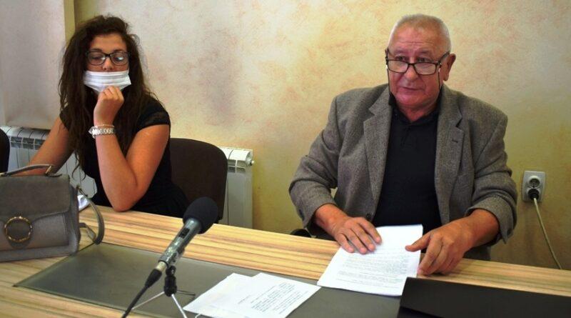 седница СО Бајина Башта, Недељко Ракић и Светлана Бабић, најстарији и