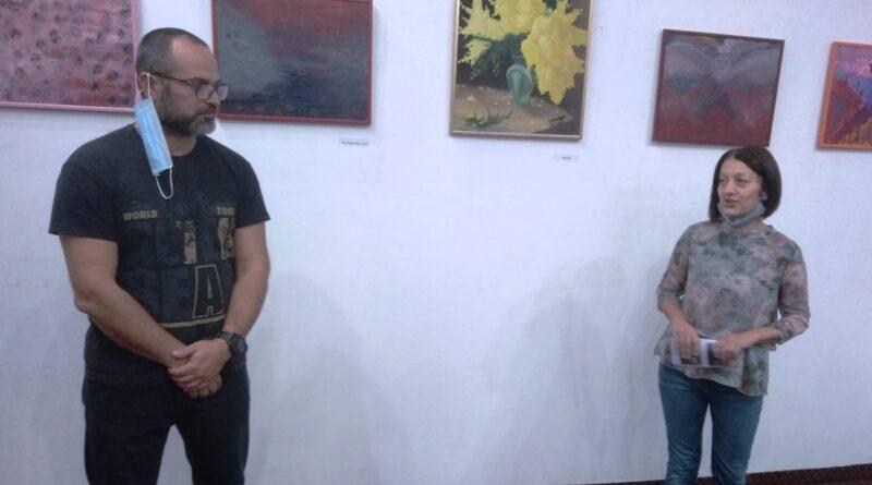 Отварање изложбе Бојана Илића