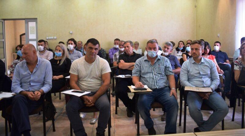 Прва седница СО Бајина Башта