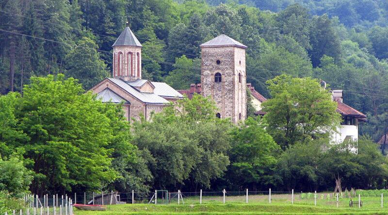 Манастир Рача - Фото Википедиа