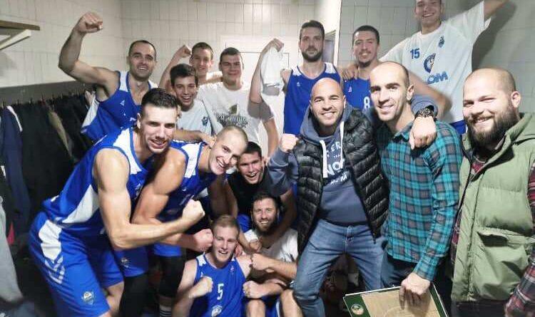 Radost posle pobede u Lozbici