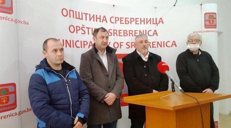 Сребреница - Избори
