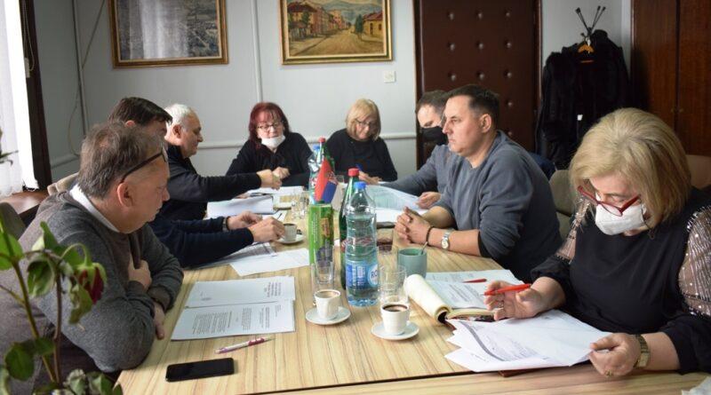 8. седница Општинског већа