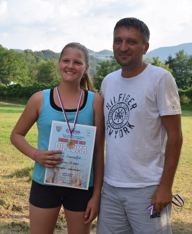 Одбојкашки турнир спонзорисала је фирма Трговина Лазић из Бајине Баште