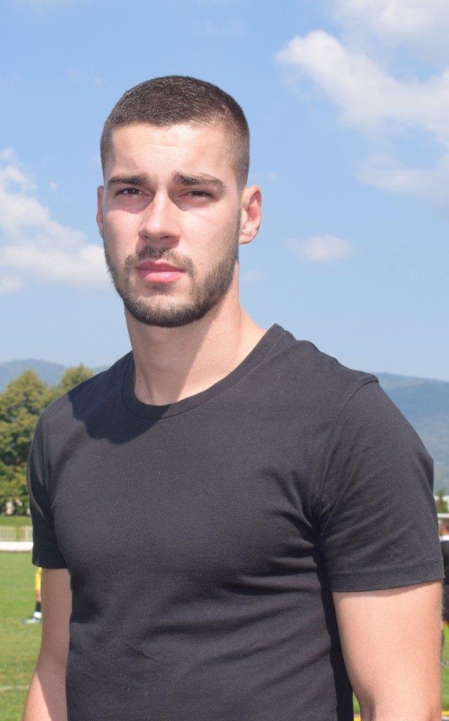 Милановић који је поникао у ОФК Космосу наставља кафријеру у Украјини