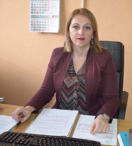 Директорка ОШ Свети Сава Маријана Лукић